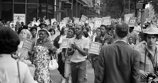 Martin Luther King's Radical Legacy, From the Poor People's Campaign to Black Lives Matter | Dissent Magazine