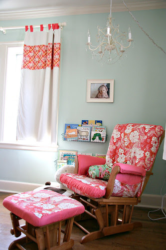 Sweet P's Nursery - Reading Area