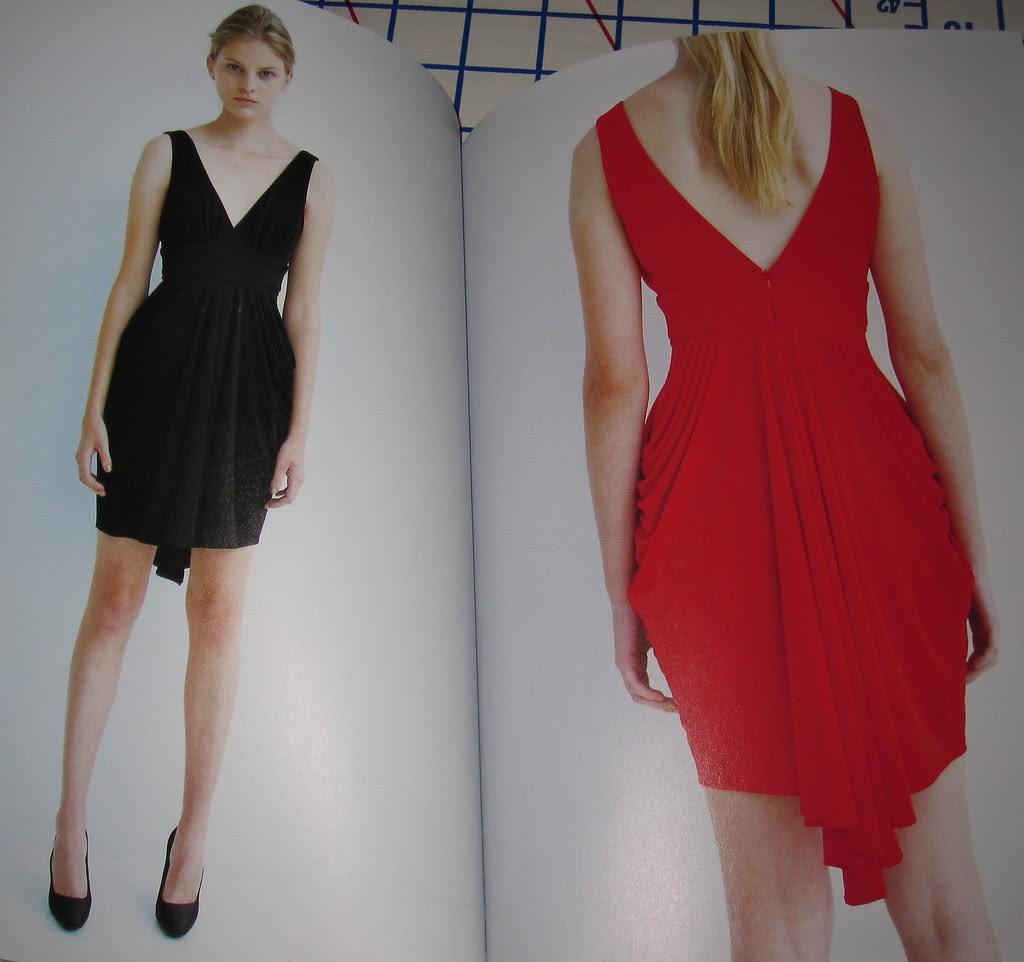 Drape Drape Dress #5