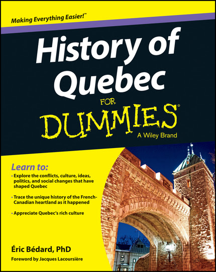 File:Eric-bedard-history-of-quebec-for-dummies.jpg - Independence of Québec
