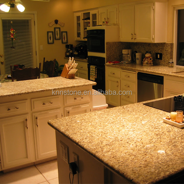 Kitchen Countertop New Venetian Gold Granite Island Top Buy Kitchen Countertopisland Topgranite Top Product On Alibabacom