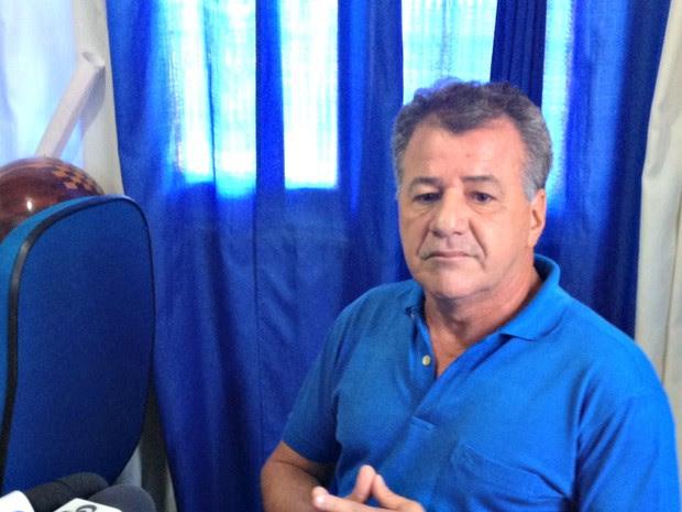 Vagner Sales (Foto: Adelcimar Carvalho/G1)
