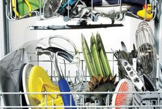The Secret Life of Your Dishwasher