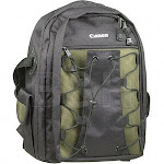Canon Camera Backpack - Black