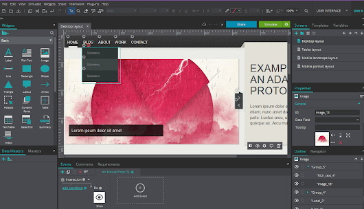 The best prototyping tools - Top prototyping tools available on the market - Mockplus