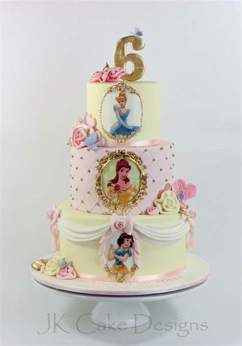Disney princess cake    Bizcochos   Pinte
