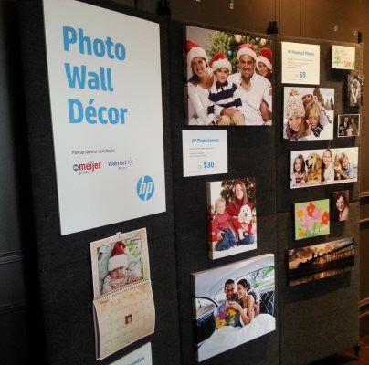 HP Warm Up Your Walls Event with Genevieve Gorder