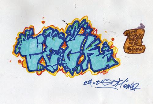 Sketch 1989