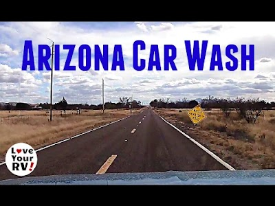 Love Your RV videos: Arizona Car Wash, Rock Hound State Park, Keystone Cougar 6-Year Review & More
