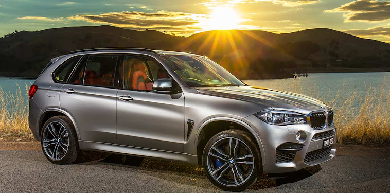 2018 Bmw X5m Review