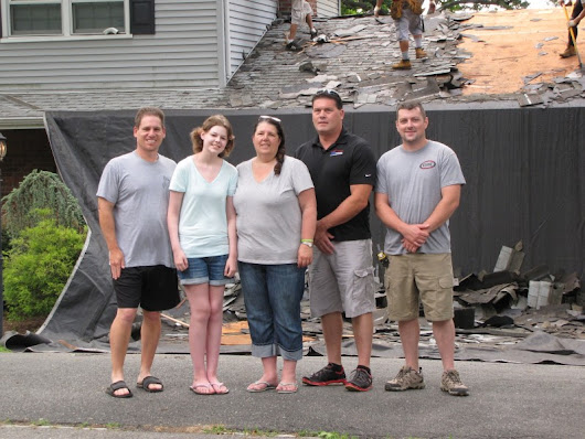 Chester Company Donates Services to Help Leukemia-Stricken Morris Family