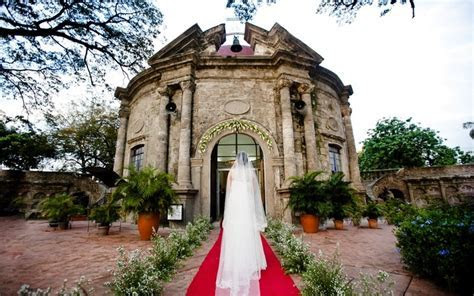 St. Pancratius Chapel, Paco Park, Manila My dream church