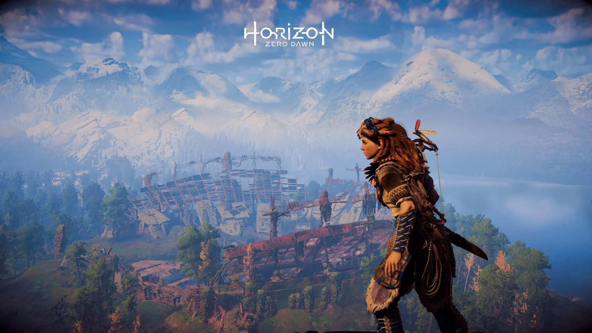 Horizon Zero Dawn Wallpapers 84 Images