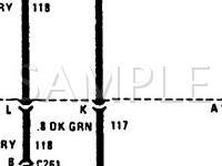 Repair Diagrams for 1987 Buick Regal Engine, Transmission ...