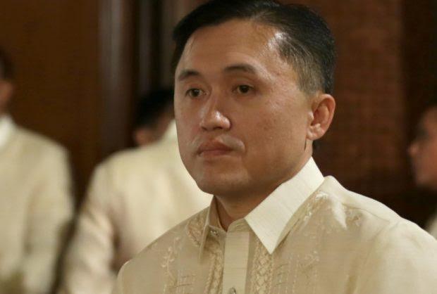"""Special Assistant to President-elect Rodrigo Roa Duterte, Christopher """"Bong"""" Go. MALACAÑANG POOL PHOTO"""