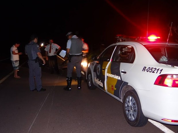 Acidente foi na Rodovia Juventino Patriarca (SP-281) (Foto: Divulgação/ ItapoNews)