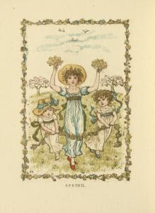Spring. Digital ID: 1591722. New York Public Library