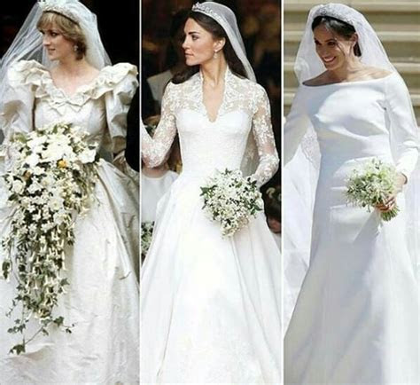 #RoyalWedding: Princess Diana VS Kate Middleton VS Meghan
