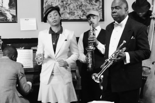 Click here to support Billie Holiday Film Production Fund by Victor Brooks