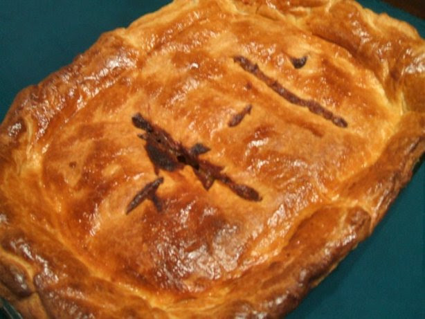 The Classic Steak And Kidney Pie Recipe - Food.com