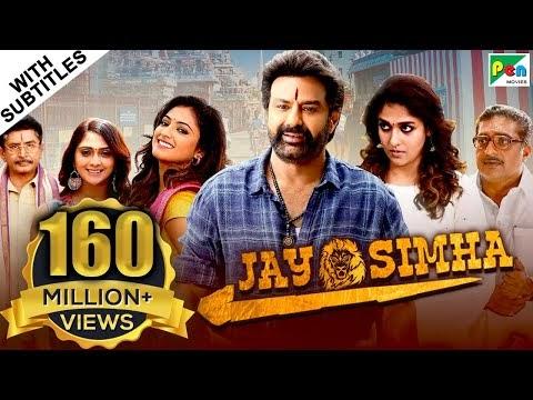 Jay Simha Hindi Dubbed Movie
