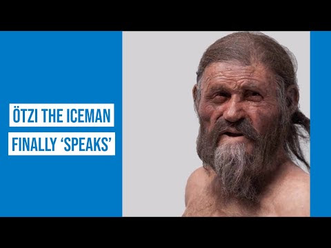 What does our Iceman Ötzi sound like?