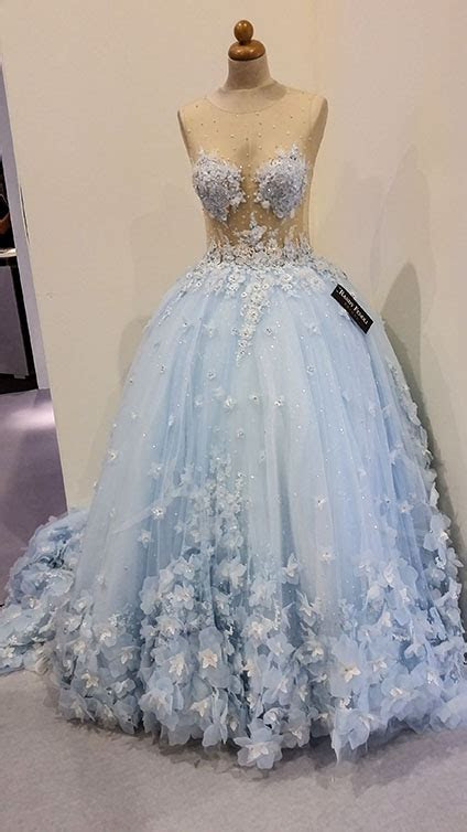 Cinderella : The Strapless Princess Ball gown