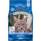 Blue Buffalo Wilderness Grain-Free Indoor Chicken Recipe Dry Cat Food - 2 lb bag