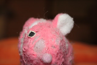 Goodbye pink mouse