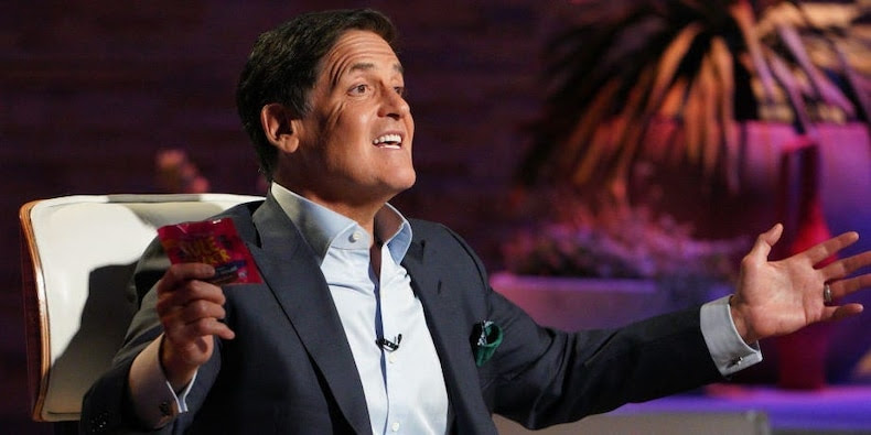 Mark Cuban recommends investing in dogecoin for 'fun,' but says ethereum has the most upside when it comes to crypto