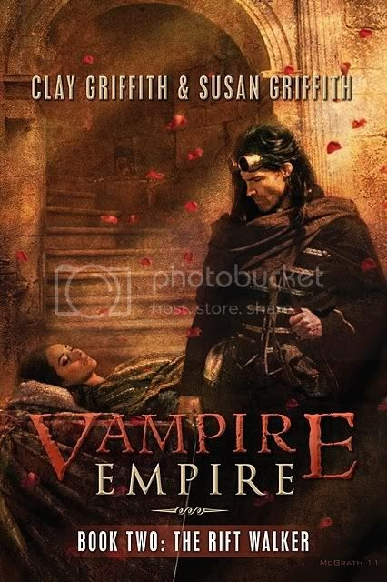 """Clay & Susan Griffith Vampire Empire """"The Rift Walker"""""""