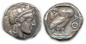 Athena and Owl