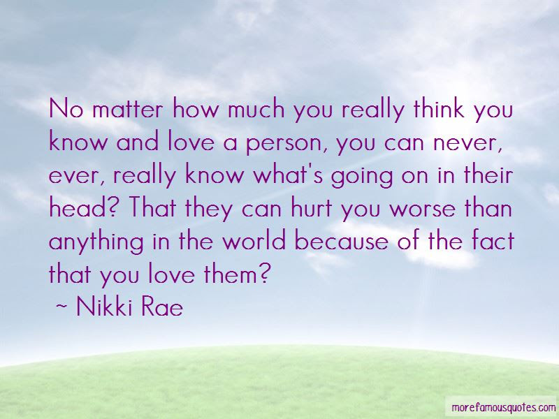 I Ll Never Hurt You Quotes Top 35 Quotes About I Ll Never Hurt You