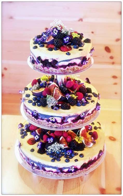 1000  ideas about Vegan Wedding Cakes on Pinterest   Vegan