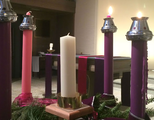 "Advent 2016 Vespers Service ""Study"" Reflection"