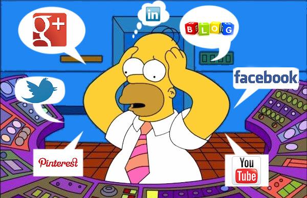 gestion de mis redes sociales