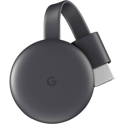 Google Chromecast (3rd Generation) - Charcoal (GA00439-US / GA00439)