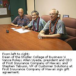 Mānoa: First Insurance Company of Hawaii funds $1 million ...