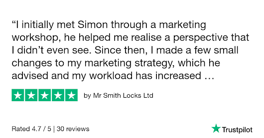 Mr Smith Locks Ltd gave Client Marketing Ltd 5 stars. Check out the full review...