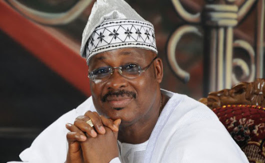 Oyo governor, Ajimobi presents ₦267 billion 'Budget Of Stabilisation' - NEWSTAGE