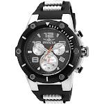 Invicta 886678272549 Mens 22235 Speedway Quartz Chronograph Black Dial Watch
