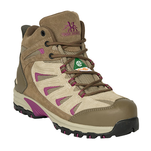 Maggie 6″ Safety Hiker For Women