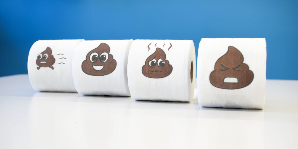 You can now buy toilet roll with the poo emoji on it