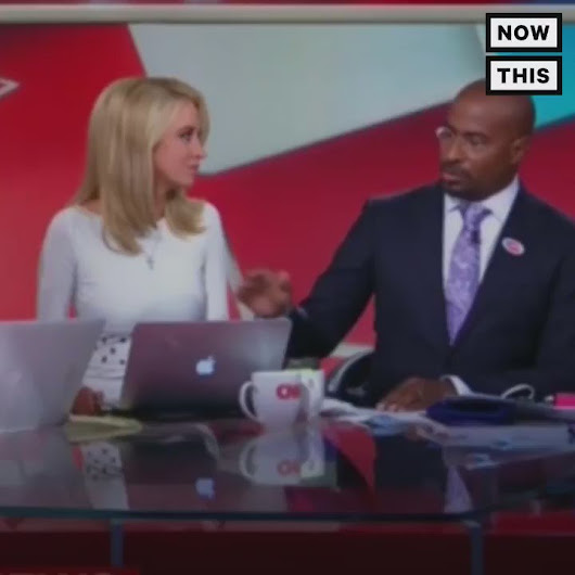 "NowThis on Twitter: ""Everyone should hear what @VanJones68 said on CNN tonight. """