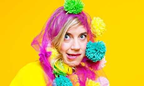 Tune-Yards: politics, pop and Pee-wee's Playhouse