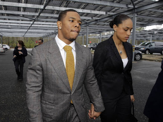Janay Rice's words spur a new debate on her husband, Ray