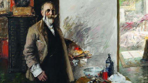 Richmond Art Museum's self-portrait by William Merritt Chase is featured in the LA Times! http://ow.ly...