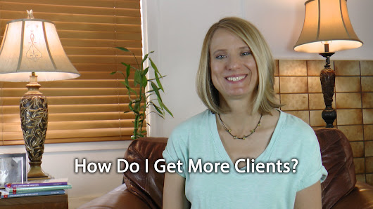 [Video] Flip It! How Do I Get Clients? - Love-Based Business