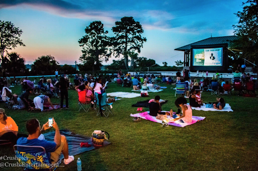 Catch a Movie Under the Stars!