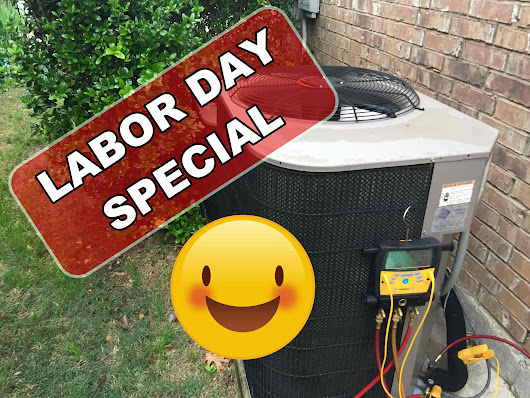 Labor Day Special - Seal Heating and Air Conditioning